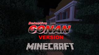 Détective Conan Version Minecraft!