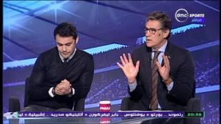 المقصورة - زكريا ناصف: حسين السيد فاجأني اليوم بسبب مافعله امام انبي