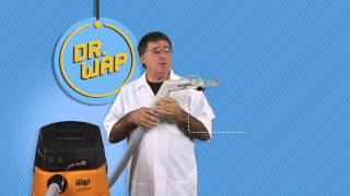 Dr. WAP apresenta: Carpet Cleaner