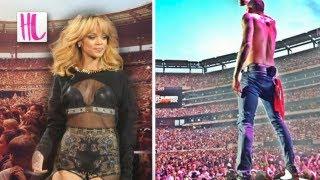Rihanna Disses Chris Brown In Instagram Feud
