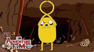 Adventure Time | On A Tropical Island | Cartoon Network
