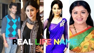 Real NAME of Naagin2  Actors