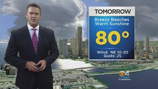 CBSMiami.com Weekend Weather