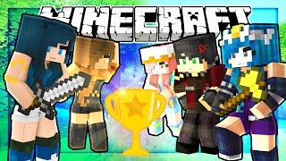 Minecraft - THE KREW GETS INTO A FIGHT! WHO WILL WIN? (Minecraft Mini-Game)