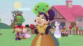 Super WHY! Full Episodes English ✳️ Snow White ✳️ S01E41 (HD)