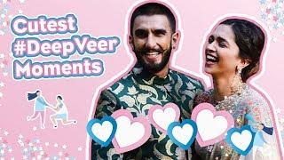 Deepika Padukone & Ranveer Singh In Love | What