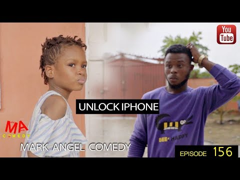 UNLOCK iPHONE Mark Angel Comedy Episode 156
