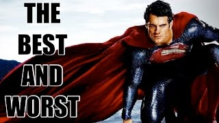 THE BEST AND WORST OF SUPERMAN