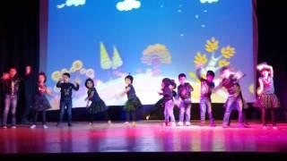 Twinkle Dancers  FGT 2016