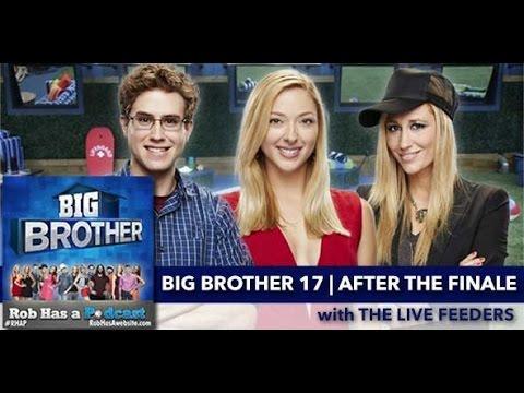 Big Brother 17 FINALE Recap  | Episode 40 | Wednesday, Sept 23, 2015