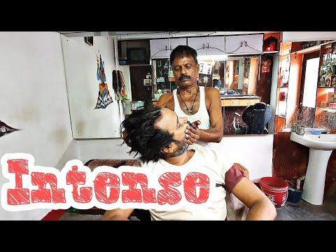 Xxx Mp4 Intense Old School Head Massage With Neck Cracking Indian Massage 3gp Sex