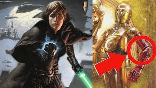 EVERYTHING THAT HAPPENED After Star Wars Episode 6: Return Of The Jedi