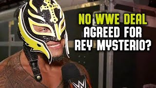 Is Rey Mysterio Returning To WWE Full Time?