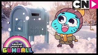 Gumball | Merry Christmas From The Watterson