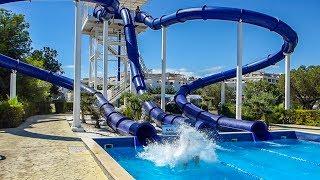 Aquopolis Costa Daurada - Right Huracan Speed Slide | Turborutsche Onride