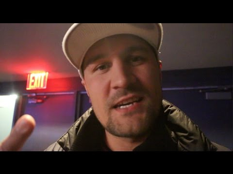 YOU MOTHERF CKER GIVE ME A REMATCH. ARE YOU A GIRL SERGEY KOVALEV GOES IN ON ANDRE WARD EXPLICIT