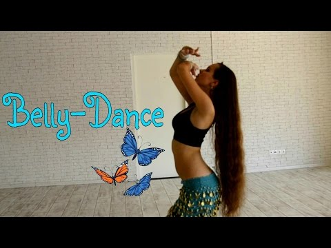 Belly-Dance with long hair