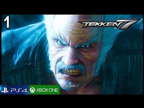 TEKKEN 7 Gameplay Español Parte 1 (PS4 PRO) Modo Historia | Walkthrough HD 1080p 60FPS
