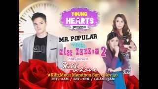 Young Hearts Presents Mr. Popular Meets Miss Nobody 2 Still in Love Marathon (North America)