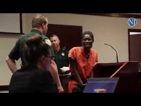 Emotional Scene: 18-Year-Old Woman Gets Sentenced To 20 Years For Robbery Setup & Killing Teen!