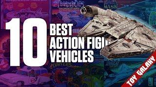 Top 10 Best Action Figure Vehicles   List Show #60