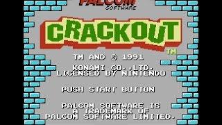 NES Crackout (JP  Nazo no Kabe: Block-kuzushi)