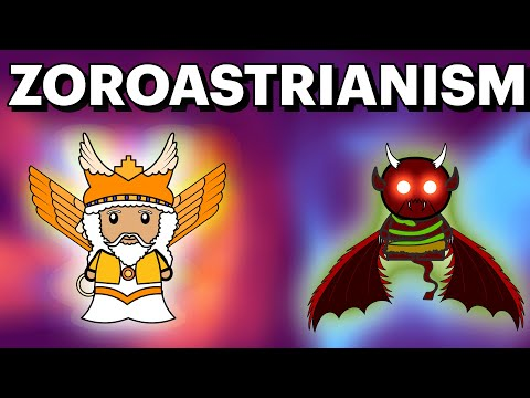 What Is Zoroastrianism