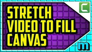 HOW TO STRETCH VIDEO IN CAMTASIA WORKING 2018 - Camtasia Fit To Screen Tutorial
