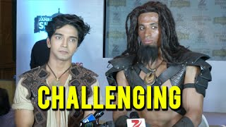Harsh Rajput And Tarun Malhotra Find Janbaaz Sindbad Challenging | Show Launch | Zee TV