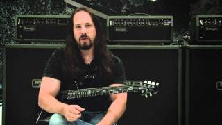 John Petrucci Play Tests The New Ernie Ball Cobalt Electric Guitar Strings