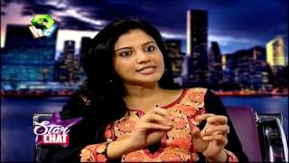 Star Chat: Actress Shivada | 30th April 2017 |  Full Episode