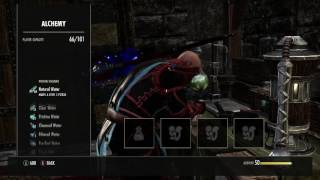 How to make a sip of health in ESO