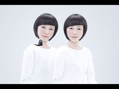 Xxx Mp4 Human Or Machine The Incredibly Life Like Android Robots From Japan 3gp Sex