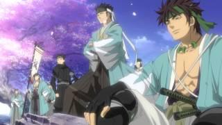 Hakuouki Shinsengumi Kitan - Opening [Creditless]