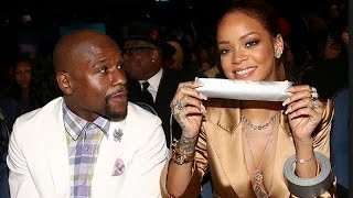 Rihanna and Mayweather's BET Domestic Violence 'Joke' Is Disgusting