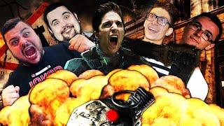 UNA BANDA DI MATTI IN GUERRA! w/ Mates, Ciccio & Joker