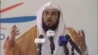 عظمة الله سبحانه - محاضرة لـ الشيخ محمد العريفي
