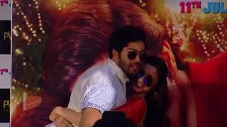 LEAKED ! Varun Dhawan Alia Bhatt KISSING SCENE From Badrinath Ki Dulhania