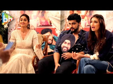 Xxx Mp4 Arjun Kapoor Ileana D'Cruz Athiya Shetty Full Interview Mubarakan 3gp Sex