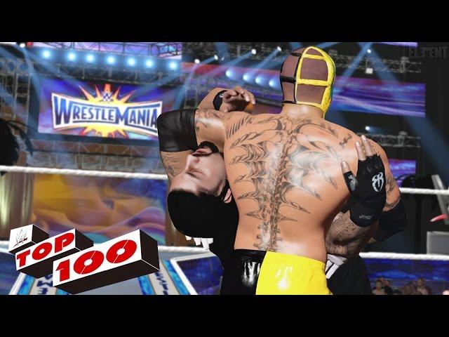 WWE 2K17 50 Finishers Ultimate Edition ⚡