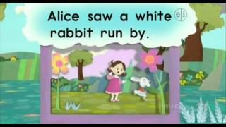 049 Super Why    Alice in Wonderland