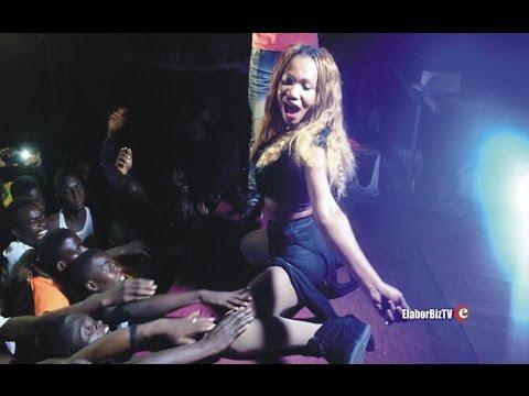 Pussy of female musician grabbed by crazy Ghanaian fan