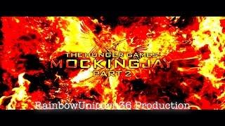 WWE Hunger Games, Mocking Jay Part 2 PARODY TRAILER