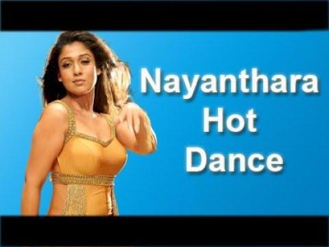 Nayanthara hot Boob Visible Video Song