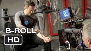 Iron Man 3 Official B-Roll #1 (2013) - Robert Downey Jr. Superhero Movie HD