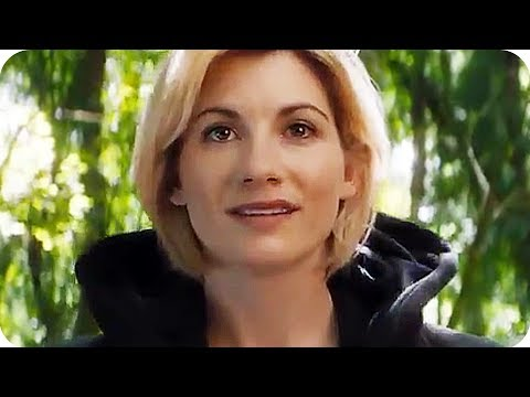 DOCTOR WHO Meet the Thirteenth Doctor TRAILER (2017) BBC Series