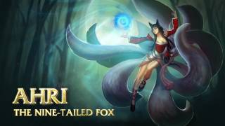 Ahri: Champion Spotlight | Gameplay - League of Legends