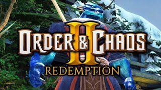 Order & Chaos 2 redemption windows 10 gameplay [First Playing] - Full scale Mobile MMO from Gameloft