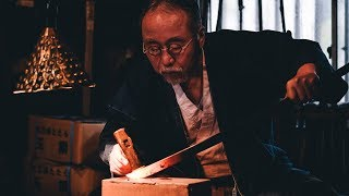 Japanese swordsmith/Interview - IS JAPAN COOL? CRAFTSMANSHIP(刀鍛冶)