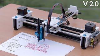 How to make a Homework machine V2.0 for Students